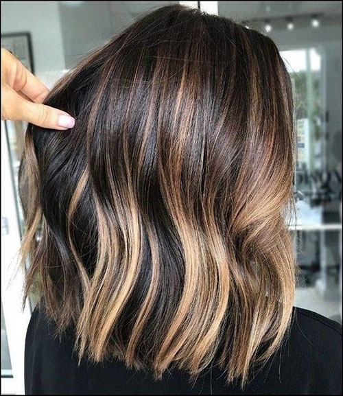 Bob Hairstyles With Highlights