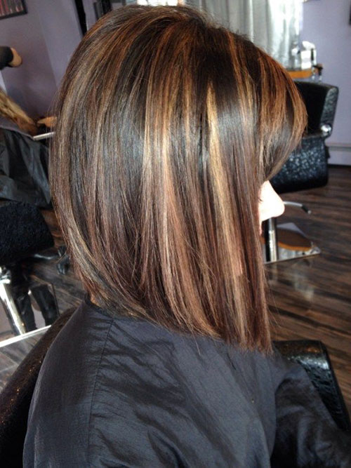 Bob Cut Highlights