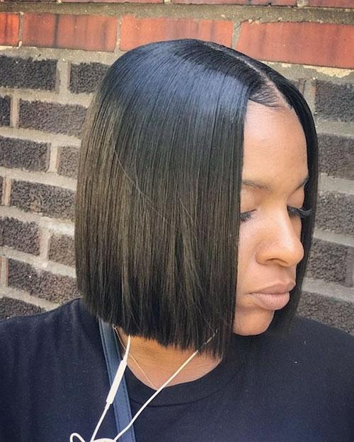 Weave Bob Hairstyles Black Hair