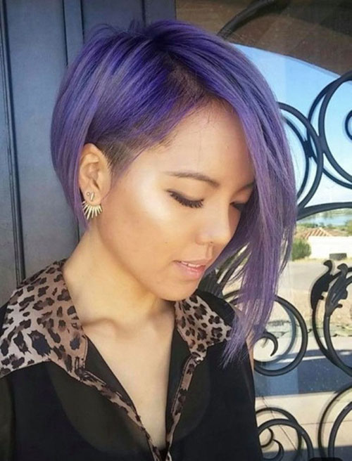 Pictures Of Asymmetrical Bob Hairstyles