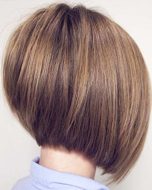 Pictures Of Inverted Bob Hairstyles