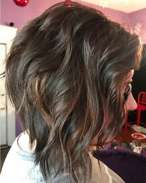 Messy Bob Hair Styles