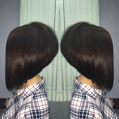 Angled Bob Cut Pictures