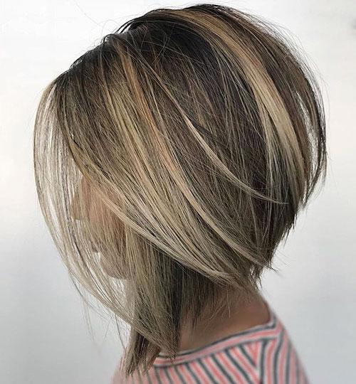 Long Textured Bob Hairstyles