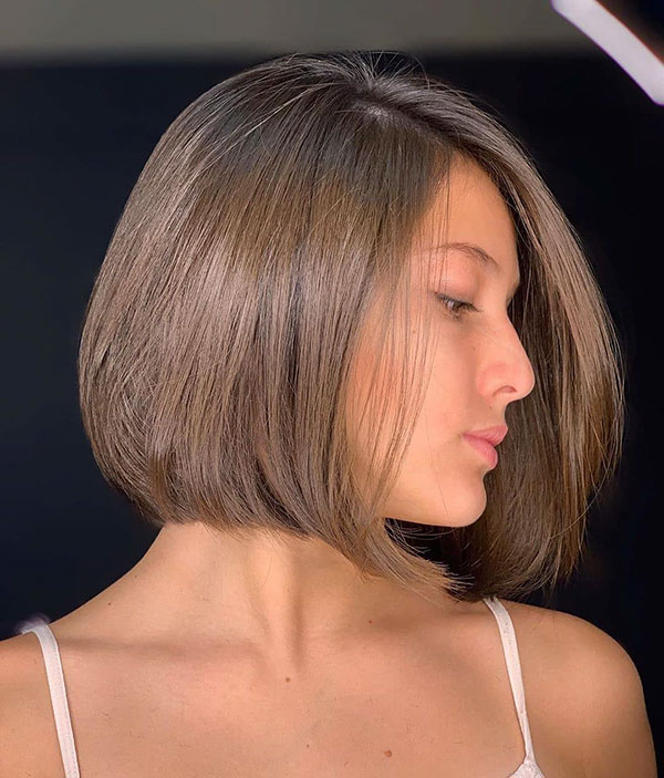 20 The Most Popular Pictures of inverted Bob Haircuts in 2020 | The Best Bob Hairstyle and ...