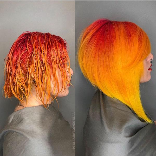 Straight Bob Hairstyles