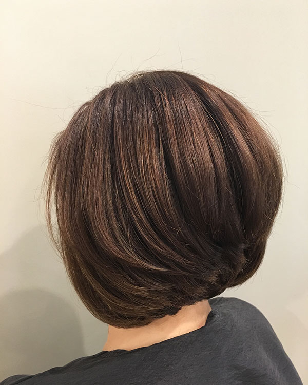 Pictures Of Bob Hair Styles