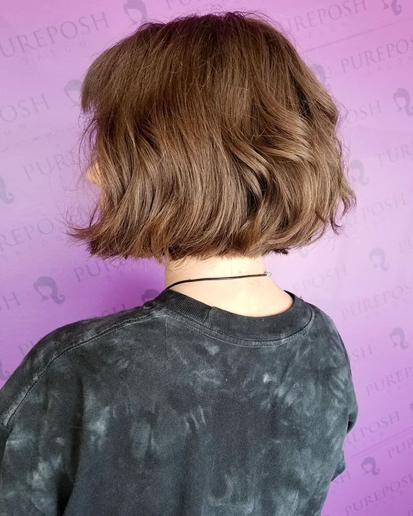Pictures Of Short Blunt Bob Haircuts