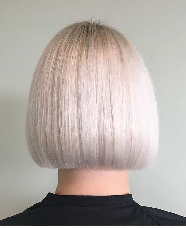 Images Of Short Blunt Bob Hairstyles