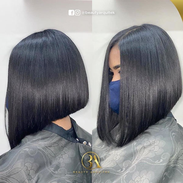 Bob Cut Hairstyle Images