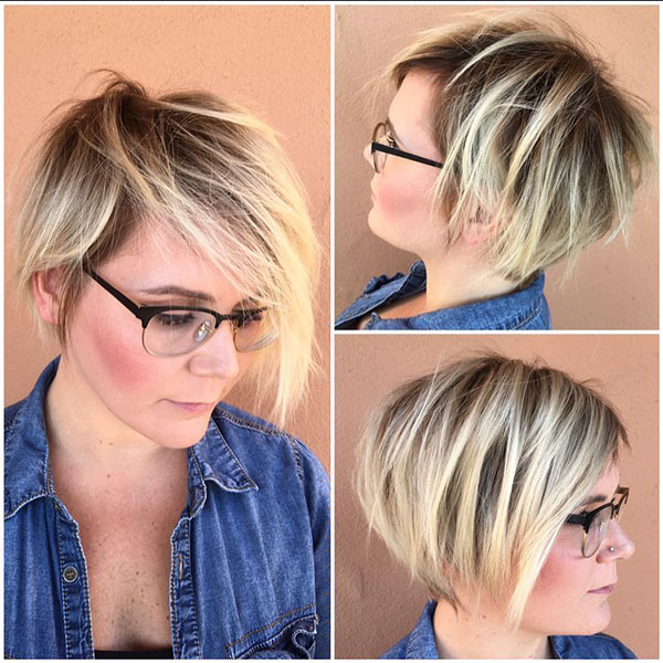 Hairstyles For Pixie Bob