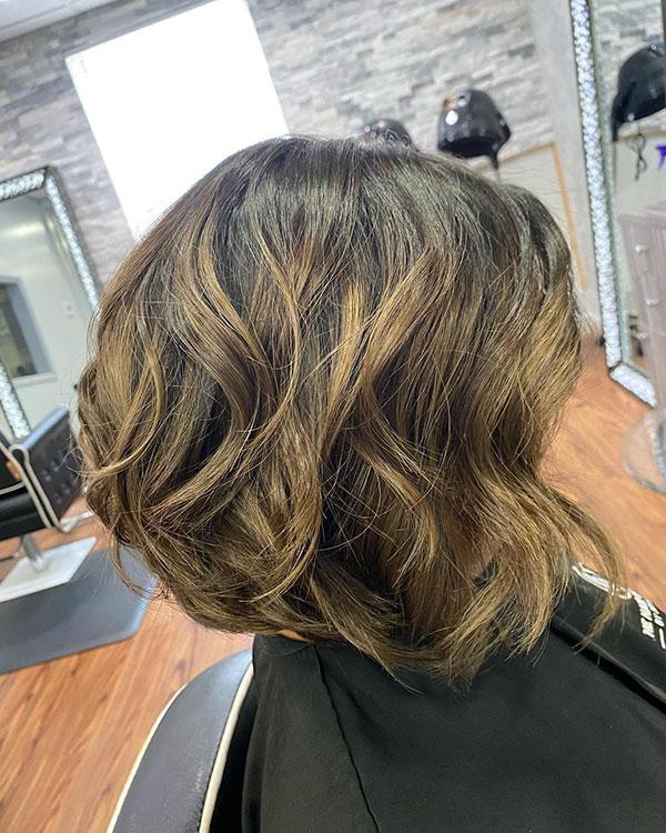 Hairstyles For Short Bob Hair
