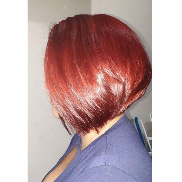 A Line Haircuts For Medium Hair