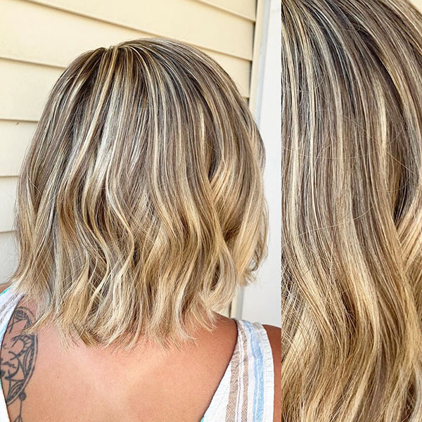Medium Blunt Bob Hairstyles For Women