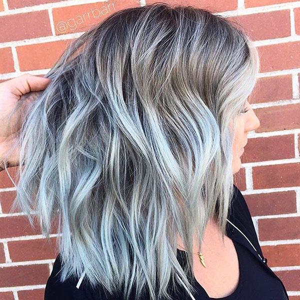 Textured Bob Haircuts For Medium Hair