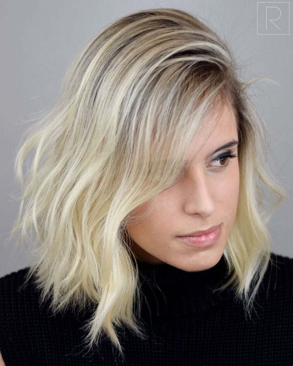 Pictures Of Choppy Bob Haircuts