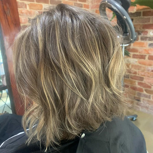 Short Layered Bob Hair Ideas