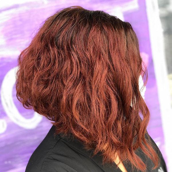 Medium Length Bob Cut Hairstyles